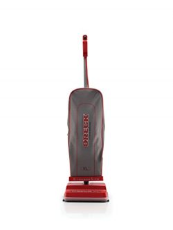 Oreck Commercial U2000R-1 Commercial 8 Pound Upright Vacuum with Helping Hand Handle, 40′  ...