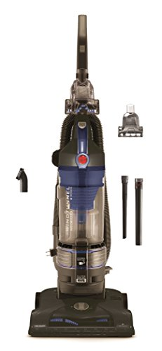 Hoover T-Series WindTunnel Rewind Plus Bagless Lighweight Upright Vacuum Cleaner UH70122PC