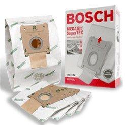 Bosch Part#462544 – Genuine Type G MEGAfilt SuperTEX Vacuum Bag (BBZ51AFG2U) – Fits  ...
