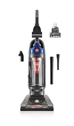 Hoover Windtunnel 2 Bagless Upright Vacuum, UH70805 – Corded