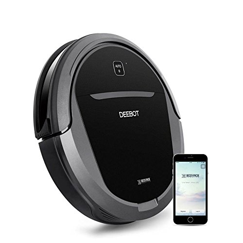 Ecovacs Deebot M81pro Smart Robotic Vacuum Cleaner With