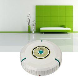 Promisen High Suction Intelligent Robotic Vacuum Cleaner Floor Cleaner For Pet Hair/dirt/Daily D ...