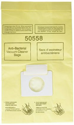 12 Envirocare Vacuum Bags to fit Kenmore Canister Type C. Fits 5055, 50557 and 50558 Panasonic T ...