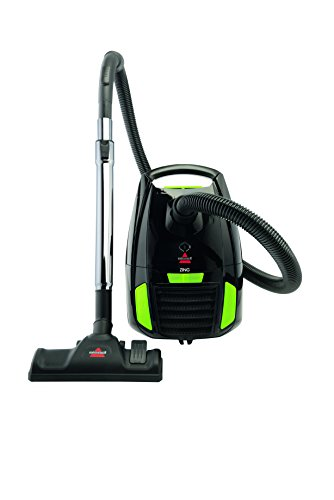 Bissell Zing Bagged Canister Vacuum 1668 Corded