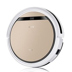 ILIFE V5s Pro Robot Vacuum Mop Cleaner with Water Tank, Automatically Sweeping Scrubbing Mopping ...