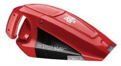 Dirt Devil Hand Vacuum Cleaner Gator 10.8 Volt Cordless Bagless Handheld Vacuum BD10100