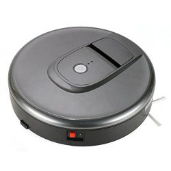 Intelligent Robotic Vacuum Cleaner,Wishwin Automatic Sweeping Floor Multi-Route Drop-Sensing Ant ...