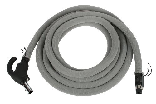 Cen-Tec Systems 90298 Central Vacuum Direct Connect Electric Hose, 30-Feet