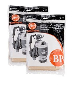 Hoover Shoulder Vac and Back Pack Type Bp Bags Part # 401000bp, 1ke2103000 (14 Bags)