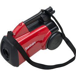Sanitaire SC3683A Commercial Canister Vacuum, Red