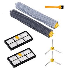 7 PCS Accessories for iRobot Roomba 800 & 900 Series Vacuum Cleaner Replenishment Part Kit & ...