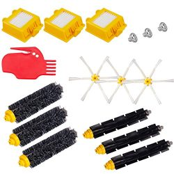 I-clean For iRobot Roomba 760 770 780 790 Vacuum Cleaning Robots Parts , 13 pcs Replacement Room ...