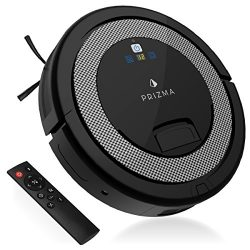 Prizma Q6++ Robotic Household Vacuum Cleaner with DUAL Sweeper Brooms – Complete with Scheduling ...