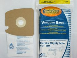 Eureka Part#60295C – Style MM Vacuum Bag Replacement for Eureka Mighty Mite 3670 and 3680  ...
