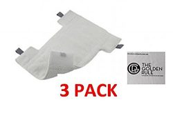 3 Pack Replacement Shark Dust away Pads, Shark Rocket Pads, Quality Comparable to Shark Replacem ...