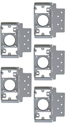 5 Central Vacuum Cleaner Inlet Backing Plate For All Central Vacuum Systems Including: Electrolu ...