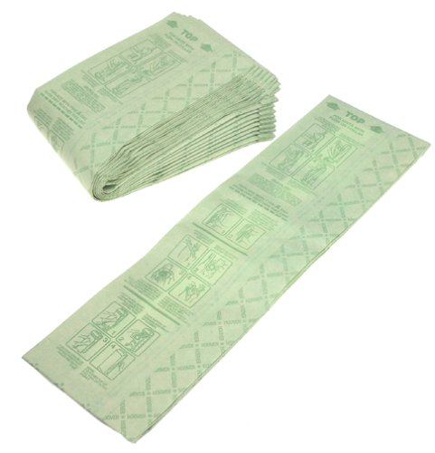 Hoover Type A Upright Vacuum Cleaner Replacement Bags, Package of 10