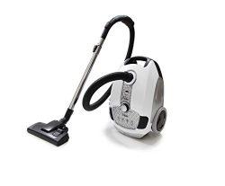 Prolux Tritan Canister Vacuum HEPA Sealed Hard Floor Vacuum With Powerful 12 Amp Motor