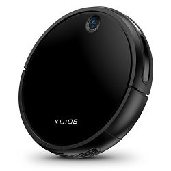 KOIOS Robotic Vacuum Cleaner, High Suction Robot Vacuum Cleaner with Self-charging & Drop-se ...