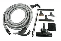 Cen-Tec Systems 93070 Central Vacuum Kit with Switch Control 35′ Hose