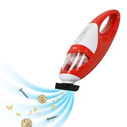 Hand held Vacuum, Evertop CMV(A) dust buster stick vacuum, Mini Portable Car / Pet Hair Vacuum C ...