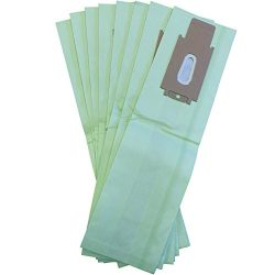 Oreck XL Green Double Wall Type CC Upright Vacuum Cleaner Bags Generic by DVC (Pack of 8)