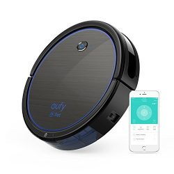 [BoostIQ] eufy RoboVac 11c Pet Edition, 1200Pa (Max) High Suction, 3-Point Cleaning System, Self ...