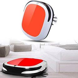 ZRYun Robotic Vacuum Cleaner with Smart Auto Cleaning for Clean Carpet & Hardwood Floor HEPA ...