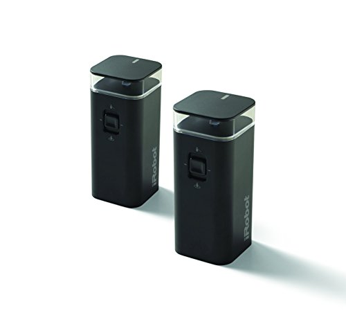 iRobot 4473043 Dual Mode Virtual Wall Barrier Compatible with Roomba 500/600/700/800/900 Series  ...