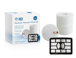 Shark Rotator Professional Lift-away Compatible HEPA Filter & Foam & Felt Filter for Sha ...