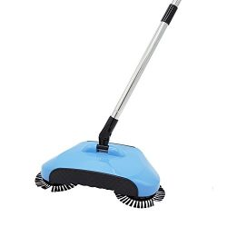 SUNKY Lazy Automatic Hand Sweeper, Rotating Push-Type Scanner Household Sweeping without Electri ...