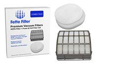 Shark Navigator Professional Compatible Filters. Fits Shark NV70, NV80, UV420 Vacuums. Replaces  ...