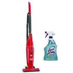 Dirt Devil Simpli-Stik Lightweight Bagless Corded Stick Covertible Vacuum with Lysol All Purpose ...
