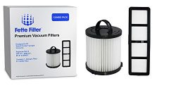 Eureka AirSpeed Compatible Filter Set, includes DCF-21 & EF-6. Replaces Part # 67821, 68931, ...