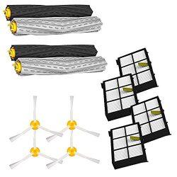 Amyehouse 12pcs Replenishement Kit for iRobot Roomba 800 900 Series 805 860 870 871 880 890 960  ...