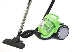 800W Bagless Canister Cyclonic Vacuum – HEPA Filter (1 Layer) – Boulder Bagless Vacuum Cleaner w ...