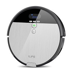 ILIFE V8s Robot Vacuum Smart Planned Vacuuming and Mopping Robotic Vacuum Cleaner