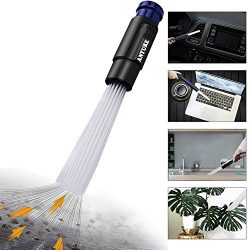 Dust Brush Cleaner, Universal Vacuum Attachment, ANYUKE Dirt Remover Accessories, As Seen On Hou ...