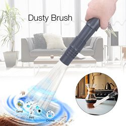 WEBSUN Dust Daddy Universal Dusty Brush Vacuum Attachments, As Seen On TV Vacuum Cleaner Brush f ...