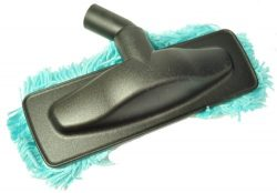 Central Vacuum Cleaner Fits: all Dust Mop Floor Brush, 1 1/4″ fitting