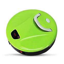 Vacuum Cleaner Robot, FINE DRAGON Automatic Robotic Vacuum Cleaner High Suction Cleaning for Har ...