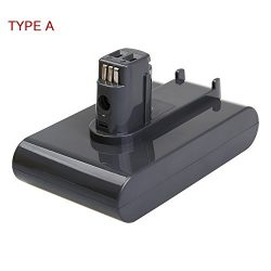 Flylinktech 22.2V 2000mAh Dyson DC44 Battery Replacement for Dyson DC35 DC44 DC31 DC34 (Not Fit  ...