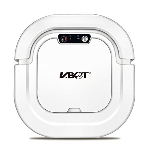 VBOT G270 Robot Vacuum Cleaner for Pet Hair with Mop and Self-Charging, Works on Hard Floor and  ...