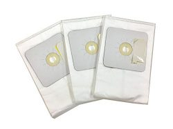 PERFORMANCE HEPA FILTRATION BAGS FOR CENTRAL VACUUM – UNIVERSAL FIT – 3 PACK-