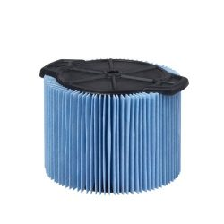 WORKSHOP Wet Dry Vac Filter WS12045F Fine Dust Wet Dry Vacuum Filter (Single Shop Vacuum Cleaner ...