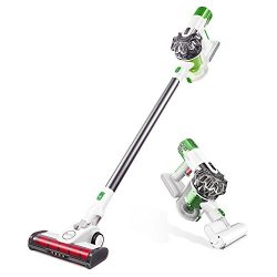 Proscenic P9 Cordless Vacuum Cleaner, Strengthened Powerful Suction and Lightweight Cordless Sti ...