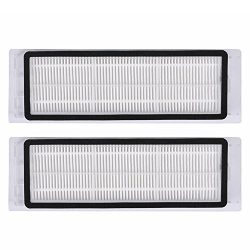KEEPOW 2 Pcs Vacuum Filters Replacement for Xiaomi Vacuum Cleaner