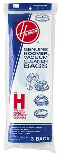 4010009H Hoover Type H Bag (3-Pack)