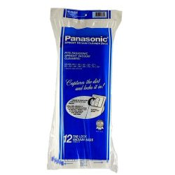 Panasonic MC-V145MT 12-Pack Type U-6 Upright Vacuum Bag