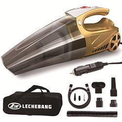 Car Accessories Car Vacuum Cleaner Hand Held Vacuum Wet Dry DC 12V Vacuum High Power Vacuum with ...
